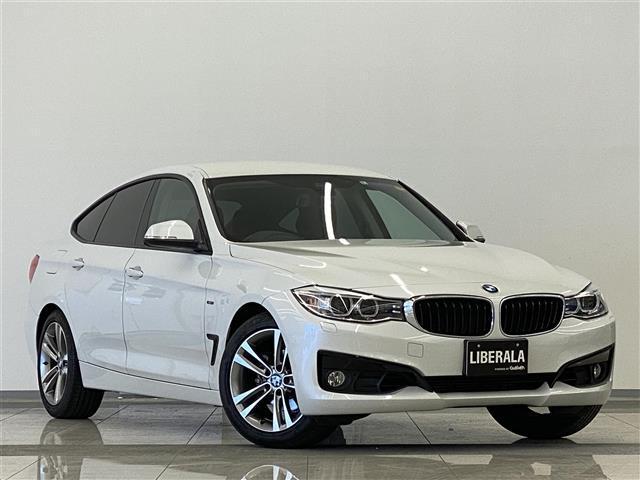BMW 3シリーズ 320iグランツーリスモ スポーツ 当店買取車両 1オーナー インテリジェントS HDDナビ Bカメラ クルーズコントロール D/Nパワーシート 電動リアゲート ETC 純18インチAW スマートキー コーナーセンサー