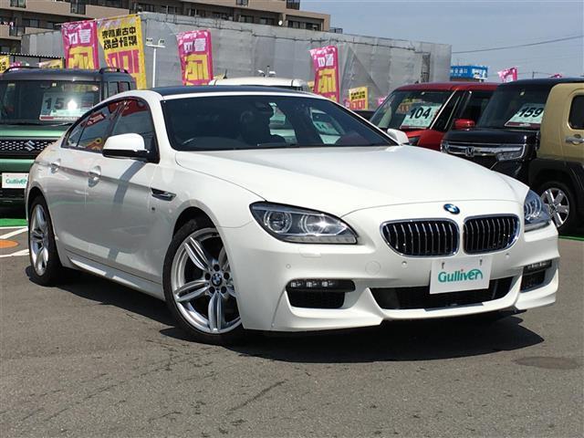 BMW 6シリーズ グランクーペ Mスポーツ