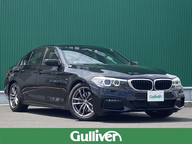 BMW 5シリーズ 523d xDrive Mスピリット Mスポーツ 純正HDDナビ・フルセグTV Bluetooth対応 バックカメラ ドライブレコーダー レーダークルーズ LEDライト LEDフォグ コーナーセンサー 衝突被害軽減ブレーキ LKA BSM