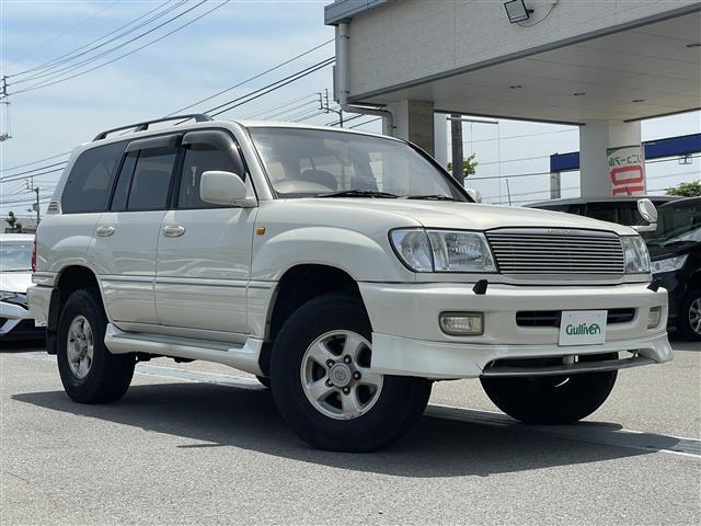 トヨタ ランドクルーザー100 VXリミテッド Gセレクション VX-LTD Gセレクション 4WD 純正ナビ サンルーフ