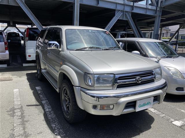 トヨタ ハイラックスサーフ SSR-X Vセレクション ワイド