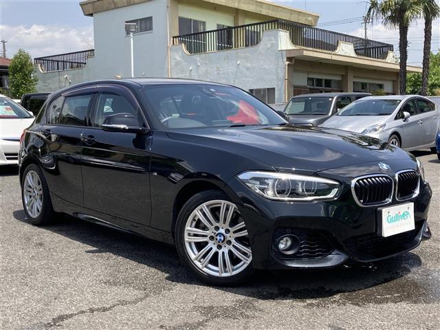 BMW 1シリーズ Mスポーツパッケージ