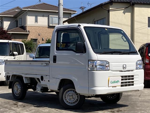 ホンダ アクティトラック  エアコン パワステ 5MT