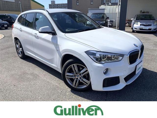 BMW X1 xDrive 18d Mスポーツ HDDナビ バックカメラ Bluetooth接続 前後ドライブレコーダー パドルシフト オートライト ウインカーミラー アイドリングストップ スマートキー プッシュスタート ETC