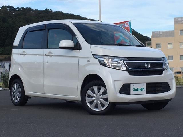 ホンダ N-WGN G 4WD フルセグナビ Bluetooth バックカメラ スマートキー エンジンスターター