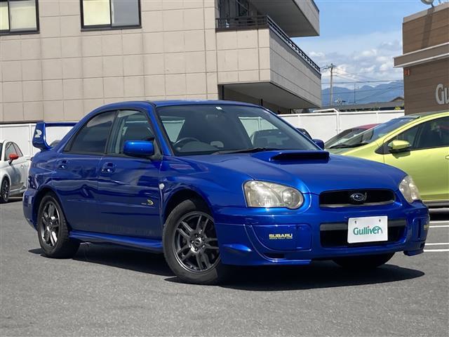 スバル インプレッサ 2003 V-Limited