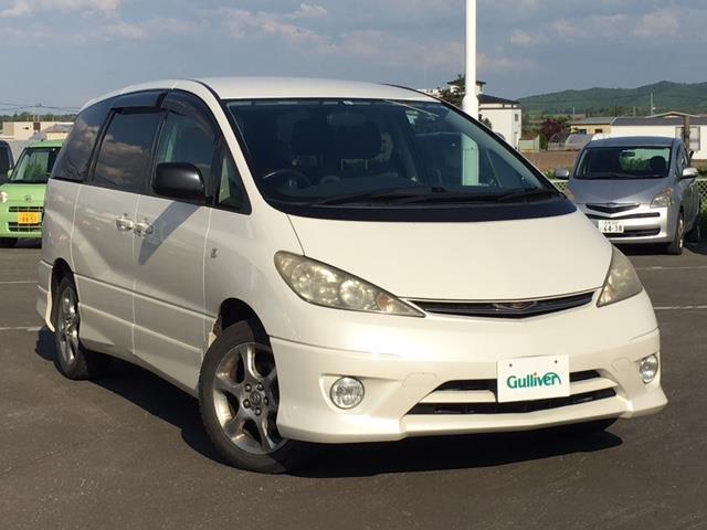 トヨタ エスティマT アエラス-S