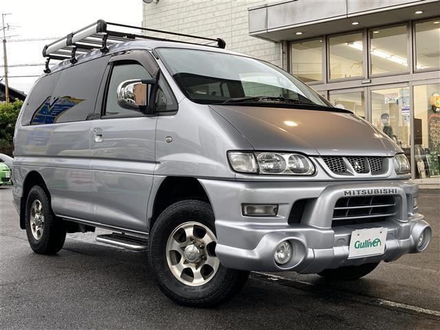 三菱 アクティブフィールドエディション キャンピング仕様 4WD ディーゼル ナビバックカメラTV