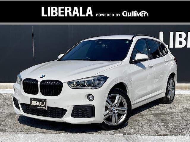 BMW X1 xDrive 18d Mスポーツ コンフォートP ブラックキドニー Bカメラ パーキングアシスト パーキングベンチレーション コーナーセンサー 純正HDDナビ 純正18インチAW レインセンサー LED ETC