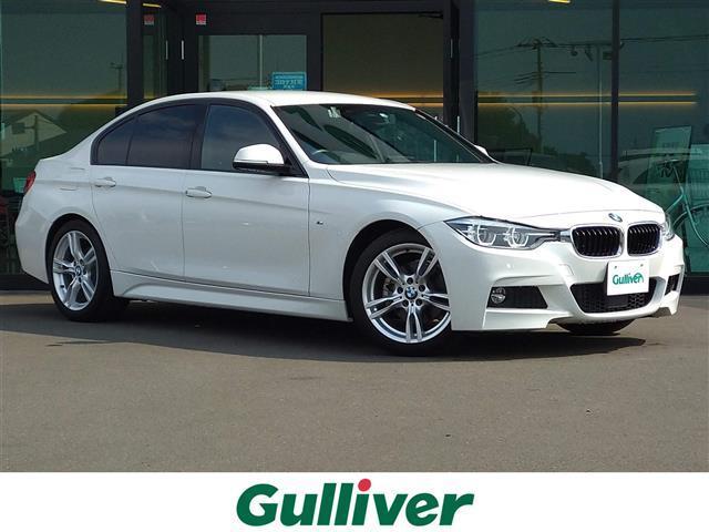 BMW 320i 衝突被害軽減システム/コーナーセンサー/レーダールーズコントロール/レーンキープアシスト/ブラインドスポットモニター/純正ナビ/バックカメラ/スマートキー/プッシュスタート/パドルシフト/ドラレコ