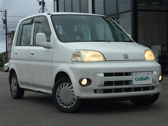 ホンダ ライフ Gタイプ 4WD/ラジオ