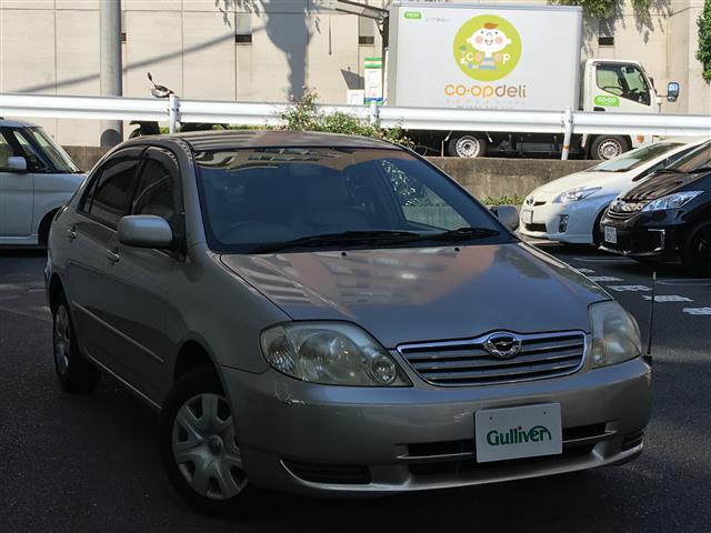 トヨタ カローラ X リミテッドナビスペシャル