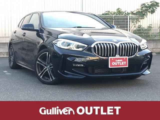 BMW 1シリーズ 118i Mスポーツ ワンオーナー/メーカー純正HDDナビ/バックカメラ/プッシュスタート/スマートキー/電動リアゲート/D席パワーシート/レーダークルーズコントロール/パーキングアシスト/MT付きAT