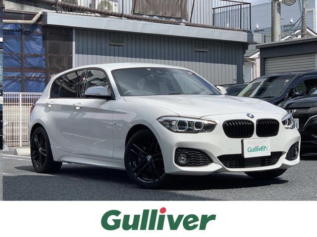 BMW 1シリーズ  Mスポーツ エディションシャドー/純正HDDナビ(AM/FM/CD/DVD/BT/フルセグ)/ビルトインETC