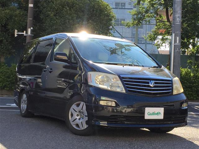 トヨタ アルファードV AX トレゾア アルカンターラバージョン