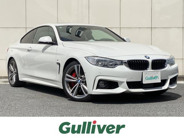 BMW 4シリーズ 435iクーペ Mスポーツ