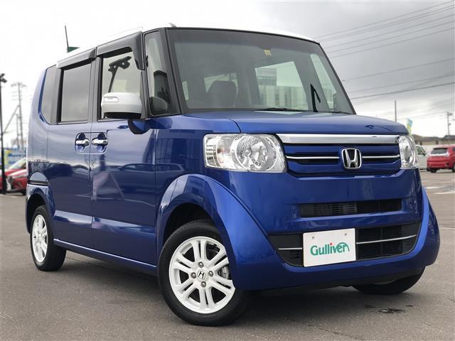 ホンダ N-BOX+ G・Lパッケージ 前席シートヒーター/HIDヘッドライト/ETC