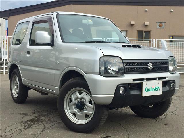 スズキ XG ワンオーナー/4WD/社外AW冬タイヤ積み込み/社外フォグランプ/純正フロアマット/ドアバイザー