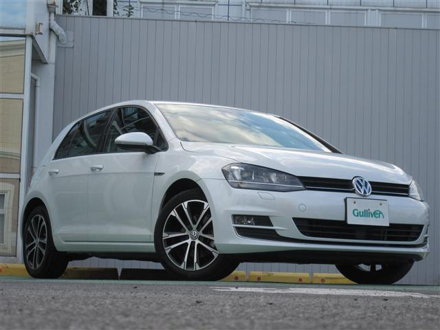 フォルクスワーゲン エディション40 ワンオーナー400台限定車 純正ナビ フルセグTV Bluetooth バックカメラ アダプティブクルーズコントロール シートヒーター スマートキー ETC