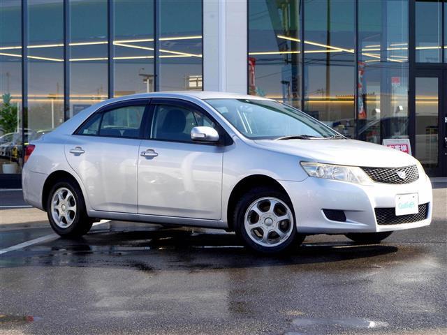 トヨタ A15 純正DVDナビ CD AUX ETC ABS 社外アルミ 夏タイヤ純正アルミ4本 オートライト スペアキー1本
