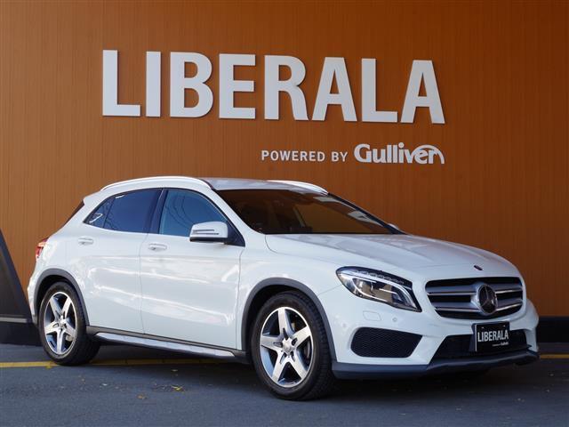 メルセデス・ベンツ GLAクラス GLA180