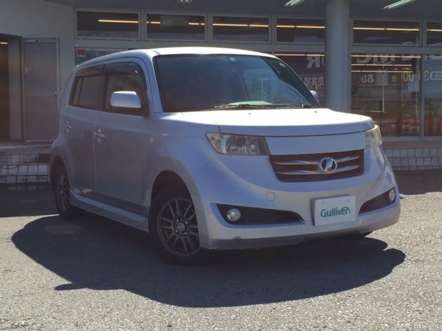 トヨタ Z Qバージョン シルバー、ETC、Wエアバック