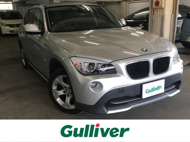 BMW sDrive 18i /純正オーディオ/HIDヘッドライト/純正フォグランプ/ヘッドライトウォッシャー/純正17インチAW/オートライト/ETC内蔵ルームミラー/スマートキー/エンジンプッシュスタート