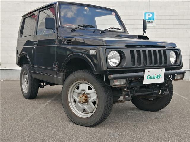 スズキ スコットリミテッド 4WD CARROZZERIAオーディオ(CD/FM・AM)社外フロアマット