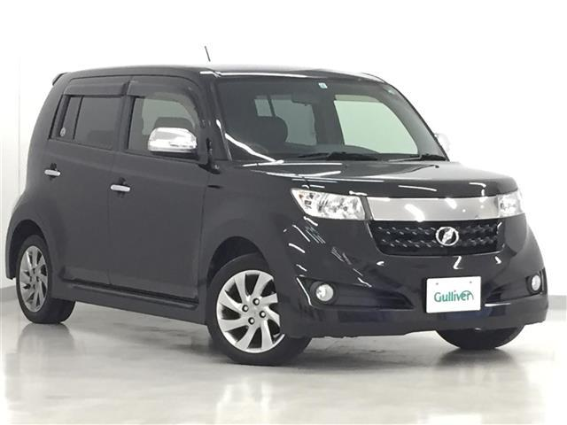 トヨタ bB Z 煌-G 4WD/純正オーディオ/AM/FM/CD/AUX/スペアキー/エンジンスターター/ワイパーデアイサー/ウインカーミラー/電動格納ミラー/純正フロアマット