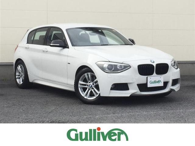 BMW 1シリーズ 116i Mスポーツ インテリジェントセーフティ レーンディパーチャーウォーニング 純正HDDナビ 純正16inAW フルセグTV バックカメラ オートライト HIDヘッドライト E T C コーナーセンサー