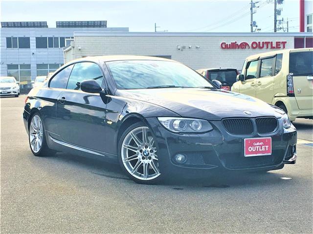 BMW 3シリーズ 325i Mスポーツパッケージ 純正ナビ フルセグTV 黒革シート 19アルミ