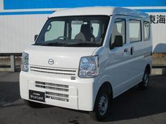 スクラムPA 【未使用車】ABS・エアコン・ラジオ