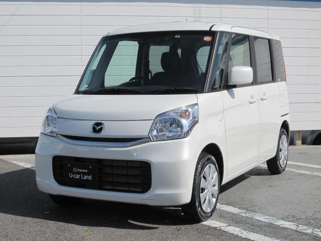 マツダ XS 両側電動スライド 当社試乗車