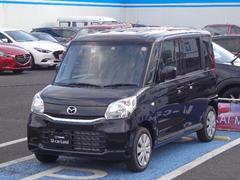 フレアワゴンXS 自動ブレーキ 試乗車