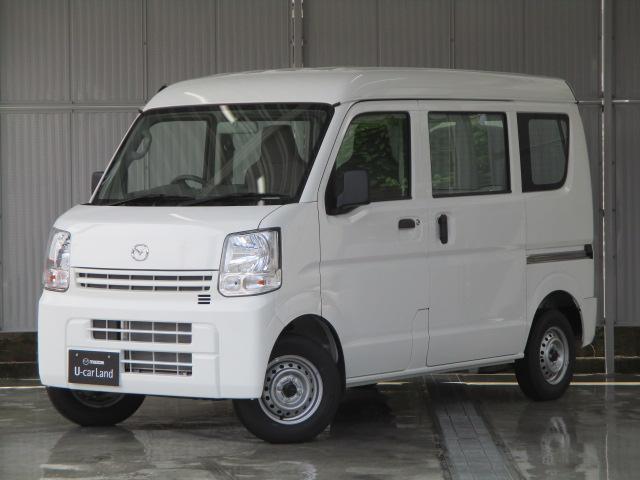 マツダ PA【未使用車】セカンド発進機能 運転席&助手席エアバック