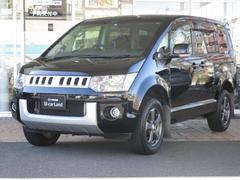 デリカD:5Gパワーパッケージ 4WD CVT 8人乗り メモリーナビゲ