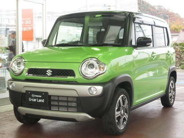 スズキ X 4WD ナビ TV バックカメラ ETC シートヒーター