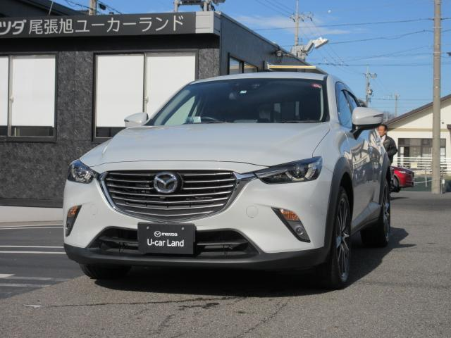 「マツダ」「CX-3」「SUV・クロカン」「愛知県」の中古車