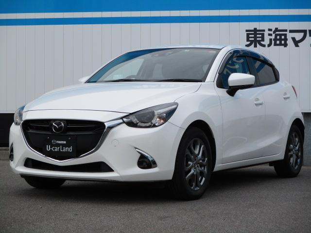 「マツダ」「デミオ」「コンパクトカー」「愛知県」の中古車