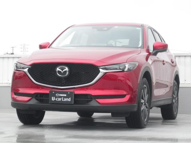 マツダ CX-5 XD PROACTIVE 6ATフロアMTモード付AT