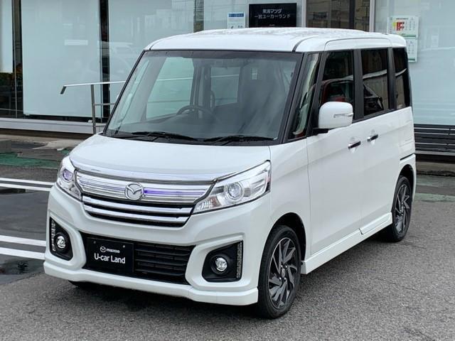 マツダ カスタムスタイルXT 4WD