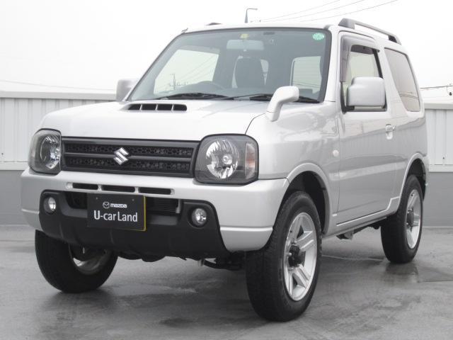スズキ ジムニー XC 4WD 5MTフロア