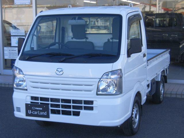 マツダ KCエアコン・パワステ 4WD ワンオーナー