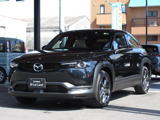 マツダ ベースグレード 衝突被害軽減システム アダプティブクルーズコントロール オートマチックハイビーム 電動シート シートヒーター バックカメラ オートライト LEDヘッドランプ Bluetooth 電動リアゲート