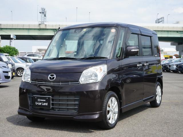 マツダ XSリミテッド 衝突被害軽減システム シートヒーター 両側電動スライド バックカメラ オートライト Bluetooth