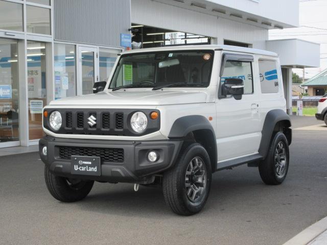 スズキ JC 衝突被害軽減システム 4WD シートヒーター オートクルーズコントロール オートライト LEDヘッドランプ ETC Bluetooth ワンオーナー