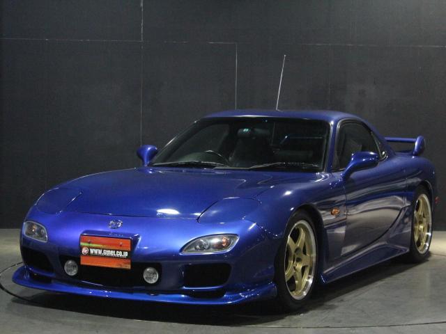 マツダ タイプRS 280PSモデル 車高調 マツダスピードアルミ