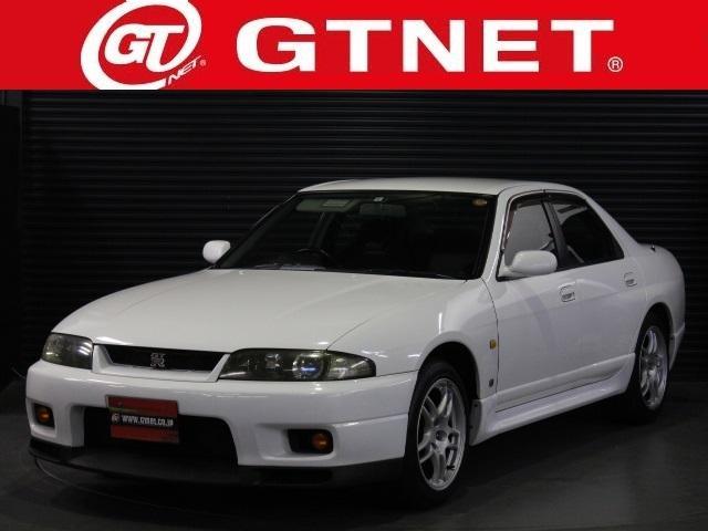 日産 GT-Rオーテックバージョン40thアニバー ワンオーナー