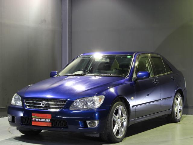 トヨタ RS200 リミテッドII 純正17インチAW HID