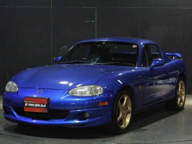 マツダ マツダスピード 200台限定モデル ハードトップ 専用カラー